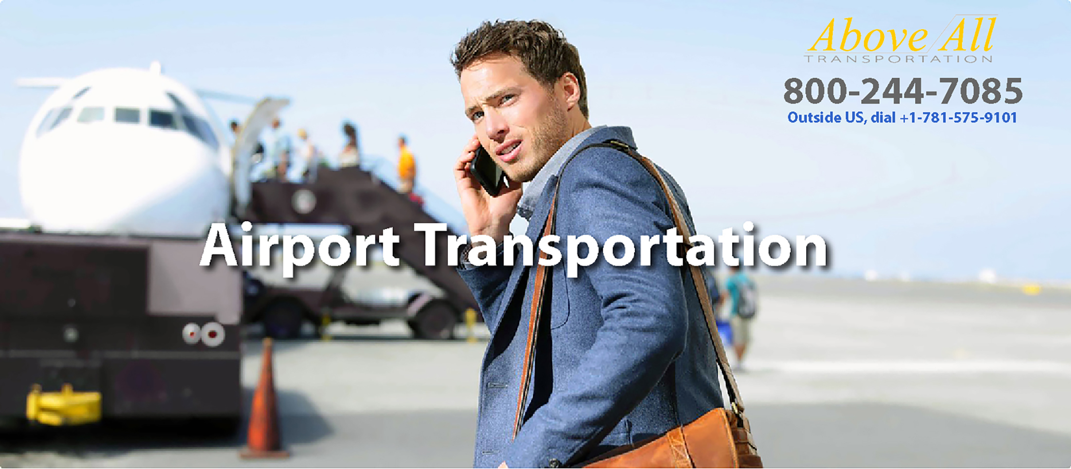 Hero-Above All Transportation - Airport Services
