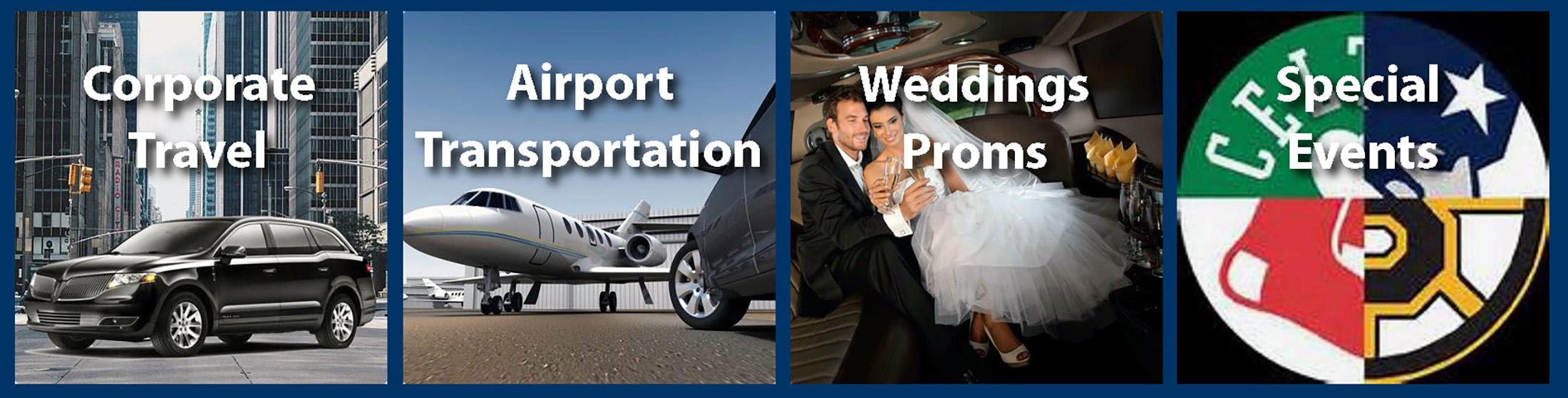 Above A;ll Transportation-4Up-CorporateTravel-AirportTransportation-WeddingsProms-SportingEvents-Concerrts